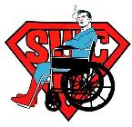 Superman's Wheelchair